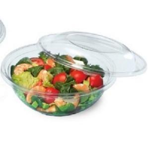 FESTIPACK SL2200C CLEAR ROUND SALAD BOWL (Lids available separately)
