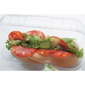 "9"" Baguette Box (pack of 250)"